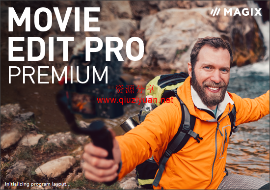 视频编辑软件 MAGIX Movie Edit Pro 2019 Premium v​​18.0.2.233 破解版+更新包