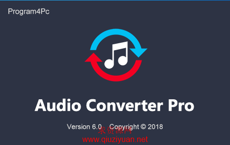 音頻轉換器 Program4Pc Audio Converter Pro v7.1 中文破解版