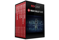 红巨星插件 Red Giant Magic Bullet Suite v13.0.13 破解版