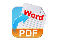 PDF转Word Free PDF to Word Converter v5.1.0.383 免费版